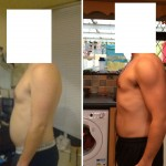 Lost 7 Pounds After 30 Days - Side