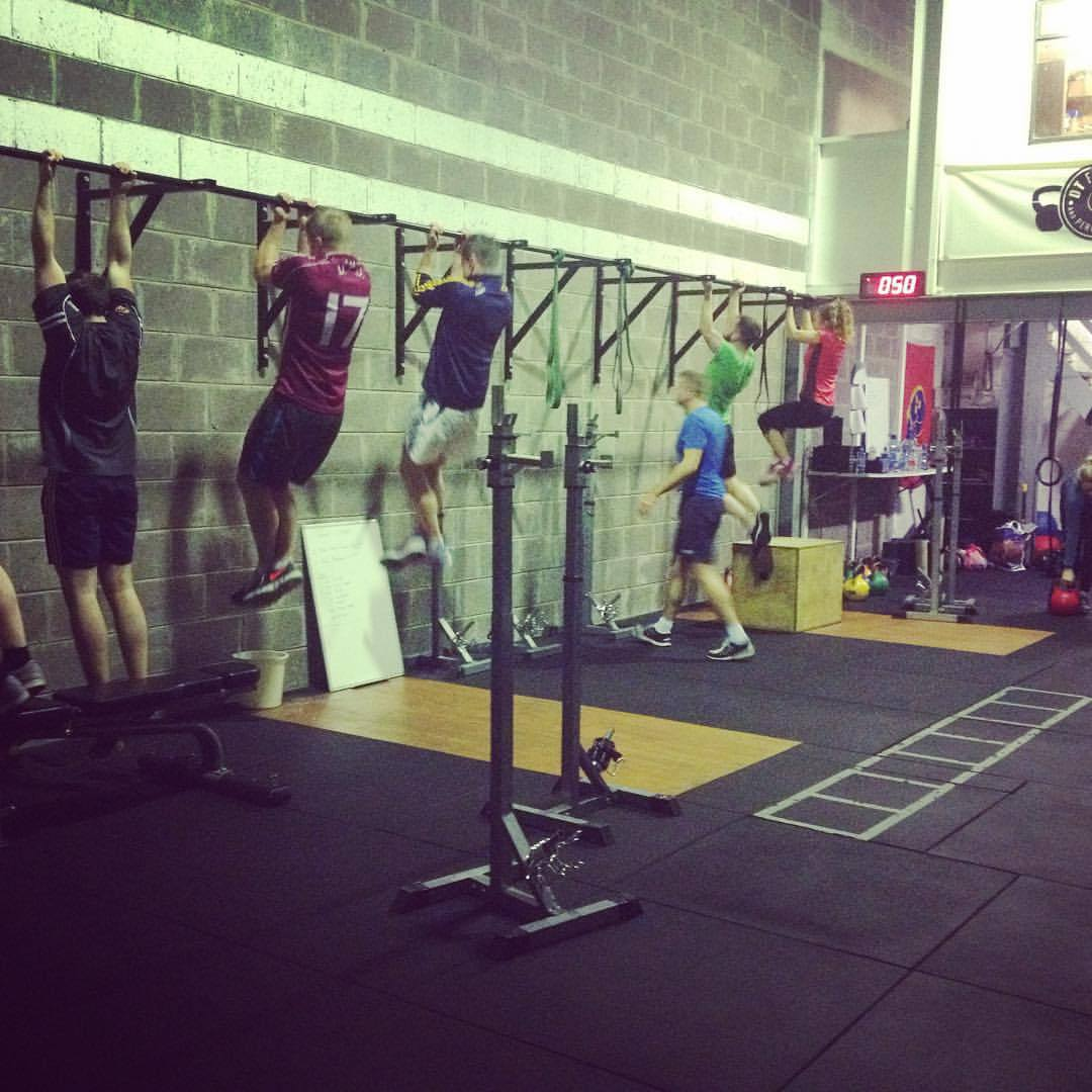 dtf class pull ups